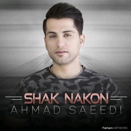احمد سعیدی – شک نکن