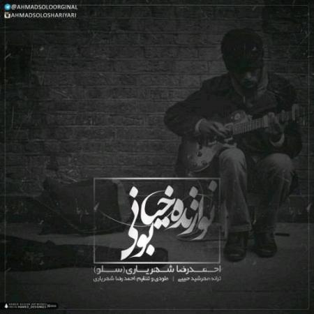 احمد سلو – نوازنده خیابونی